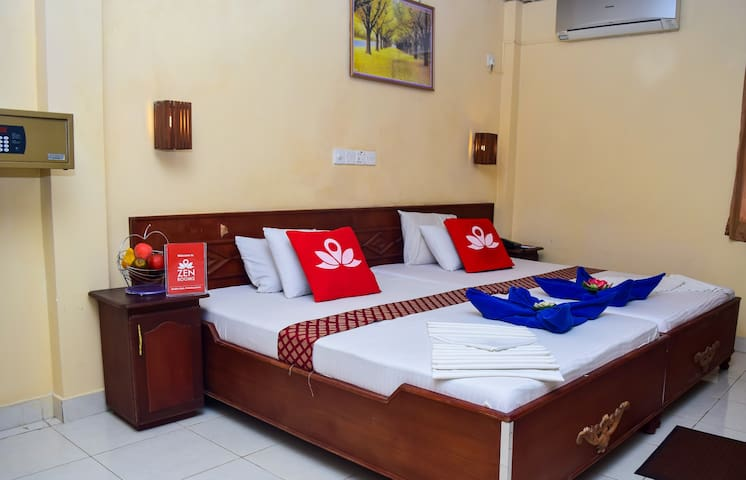 Elegant Room at Messenger Street - Colombo - Bed & Breakfast