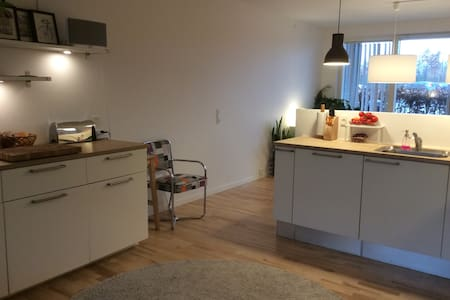 Apartment, 2 bedrooms, 2 terraces - Roskilde