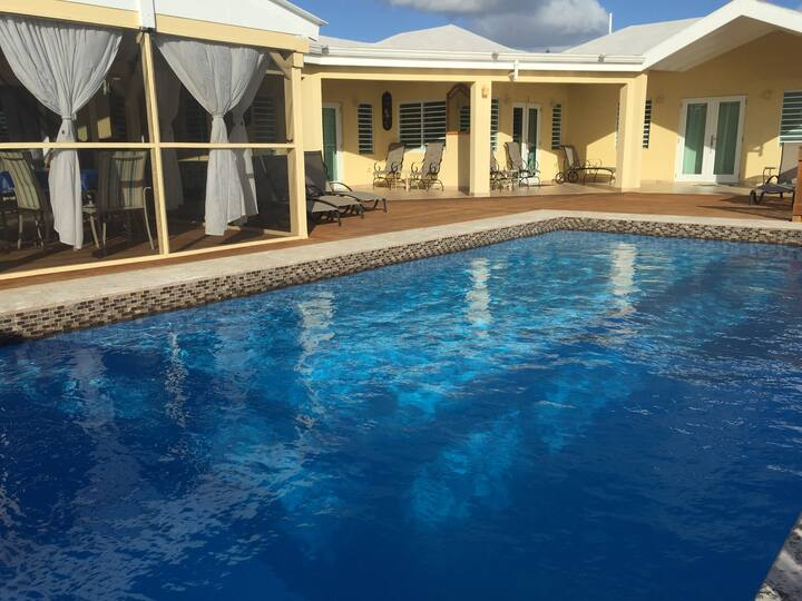 Oceanfront Suite #1  St Croix