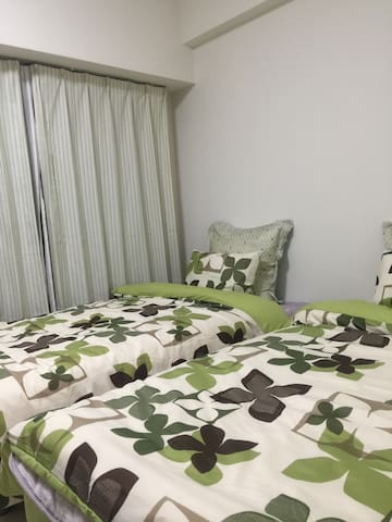 Private Room  Single Bed Type