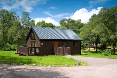 Bracken Log Cabin - Argyll and Bute - Kulübe