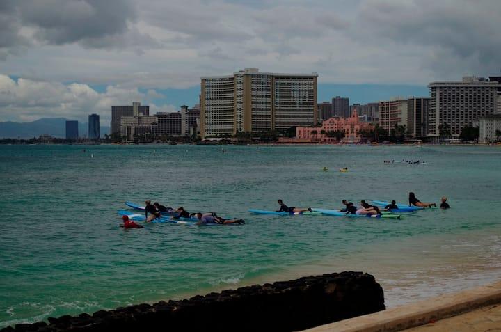 Brand New Waikiki- Diamond Head Circle  Promenade.