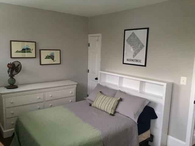 Bedroom in Trinidad