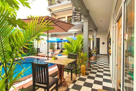 4Days 3Nights Stays@Asanak D'Angkor - Krong Siem Reap - Villa