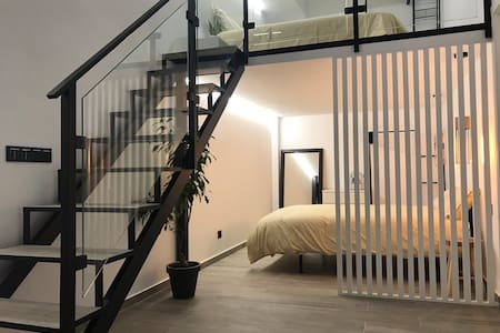 Amazing Loft 150 meters from the beach