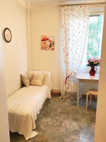 Уютная квартира около метро