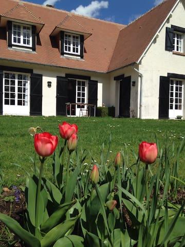 Maison proche forêt au calme - Saint-Martin-de-Boscherville