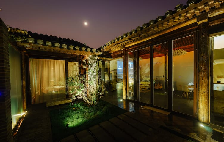 [Yue] An architect's traditional courtyard - Beijing - Huis