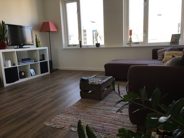 Modern and cozy apartment for 4 - Amsterdam - Lägenhet