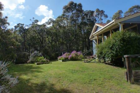 Comfy Cottage - peaceful rural retreat - Kordabup