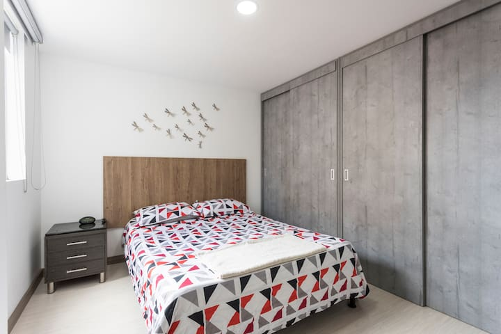 Beautiful and comfortable apartment in Medellín