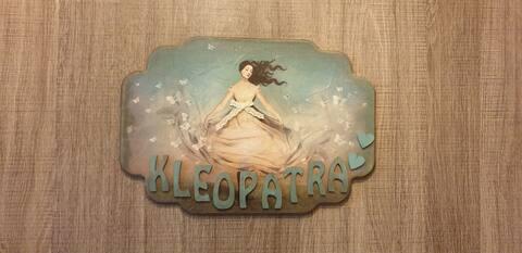 """Vintage διαμέρισμα δίπλα στην παραλία """"Kleopatra"""""""