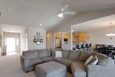 BEAUFIFUL FAMILY FRIENDLY CONDO WITH GREAT VIEWS! - Rocky Mount - Appartement en résidence