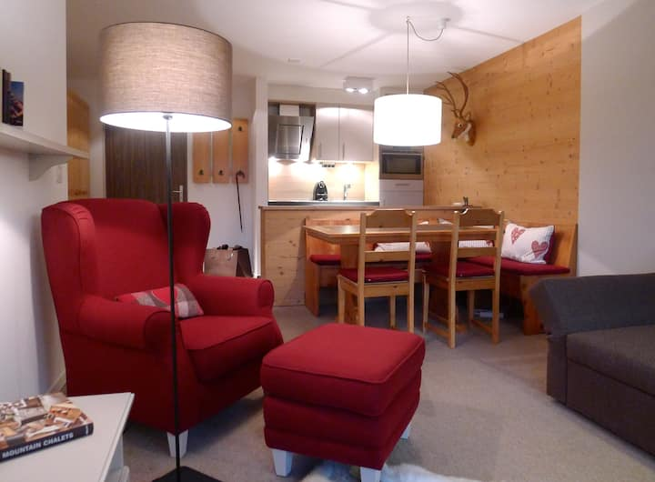 Beautiful apartment in the Aletsch area