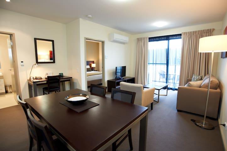 One Bedroom apartment- Quest Moorabbin