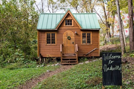 Dreamy Tiny House Cottage-Most Wish-listed in Tennessee