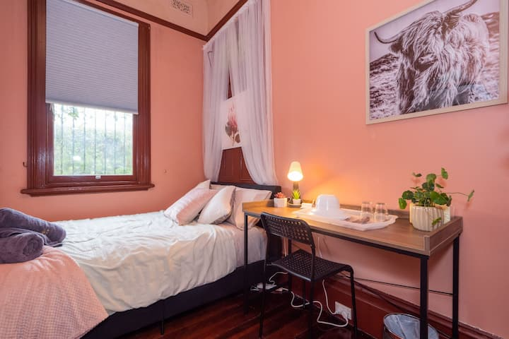 Quiet Private Room In Strathfield 3min to Train Station6