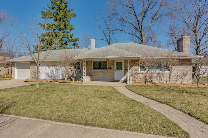 Remodeled Ranch Close to Campus