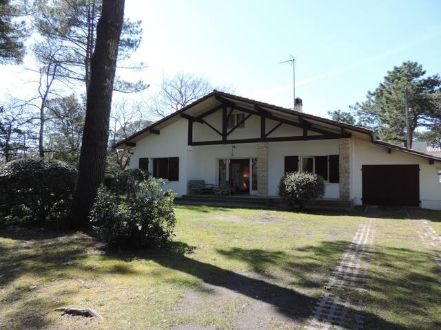 Maison avec jardin vue pinède - Vieux-Boucau-les-Bains - Casa