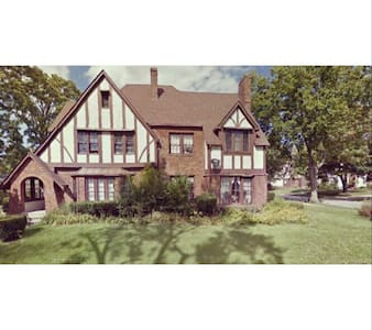 House of Healing Hands - Cleveland Heights - Dům