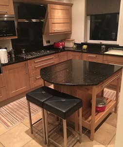 Spacious rooms in beautiful house - Collingham - Ház