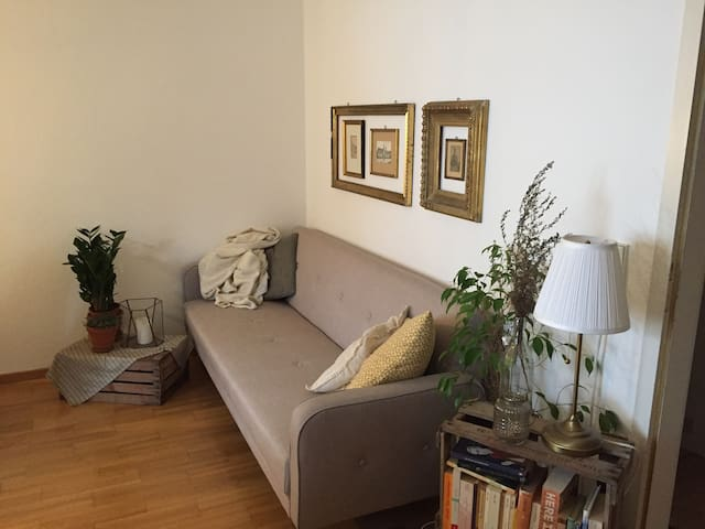 Cozy and central two-room apartment - Heidelberg - Apartment