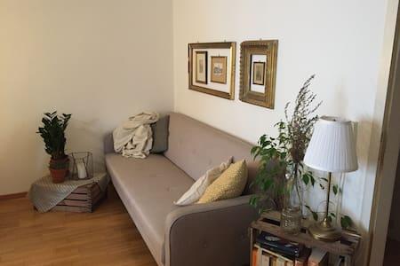 Cozy two-room apartment close to center/station - Heidelberg - Apartamento