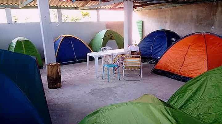 Camping Sumé