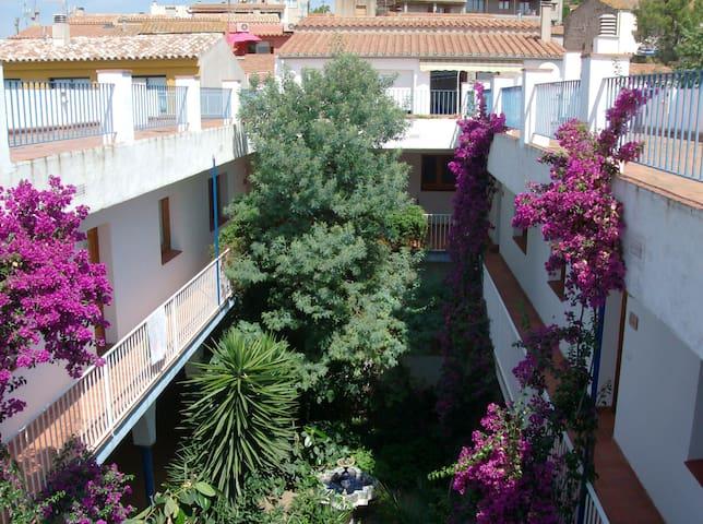 Patio El Penell - 4 Personen Apartment Valencia