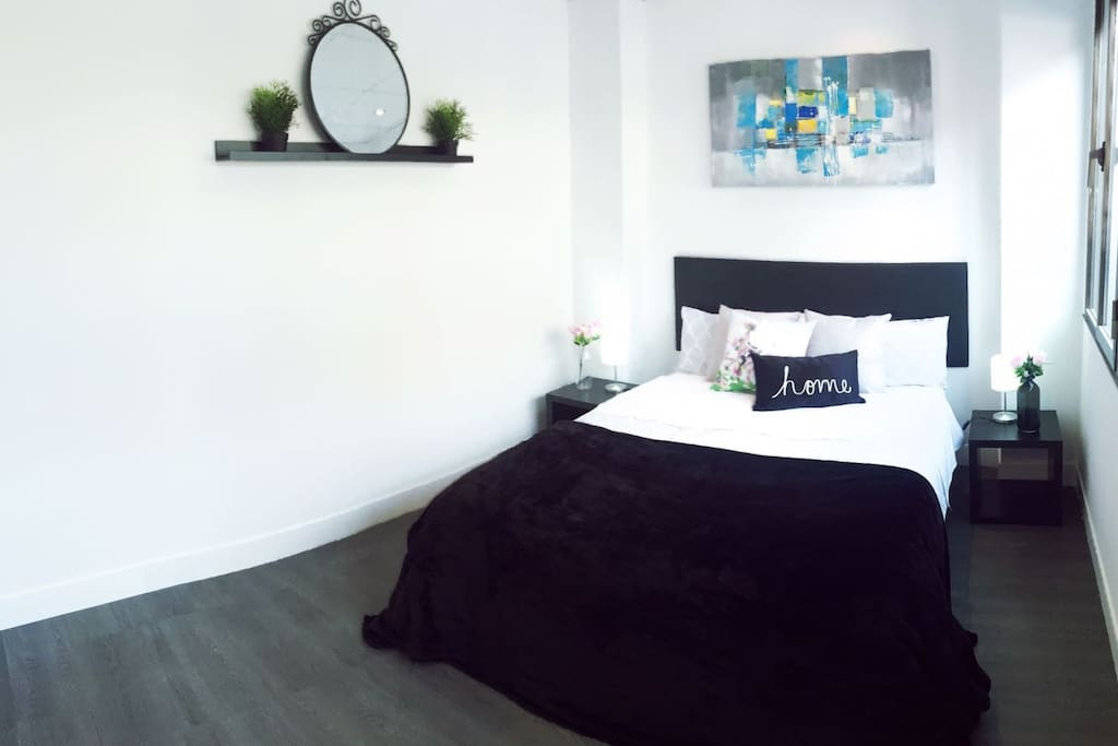 Rent A Double Room Home Madrid