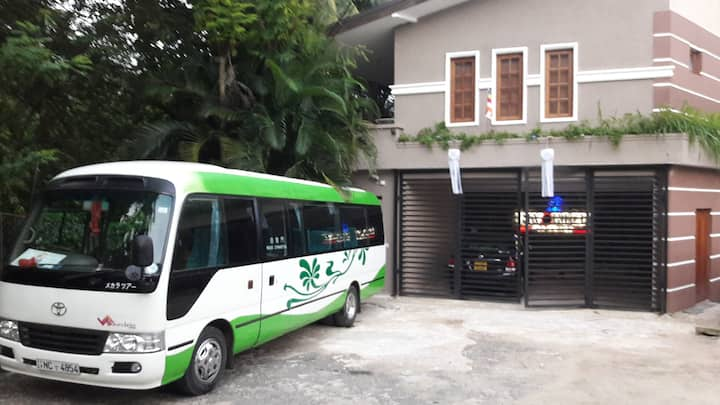 RIVORICH RESIDENCE BUNGALOW 10 PAX MIN TO 24 PAX
