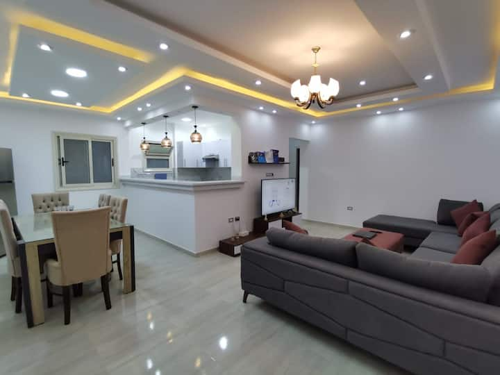 Brand new 2 bedroom apartment, European style