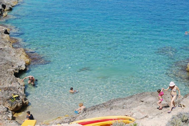 Luxury suite -Tremiti Islands