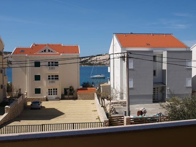Sea view Apartmen Novalja1 - Novalja - Appartement