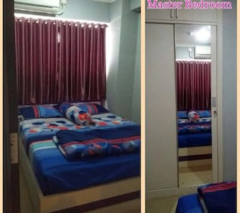 2BR Apartment with affordable price - East Jakarta - Departamento