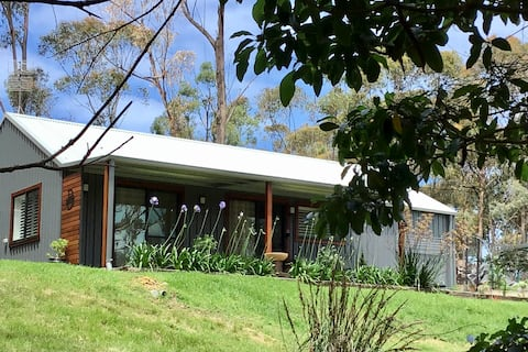 Bellbird Haven Country Retreat, minutes to Tathra