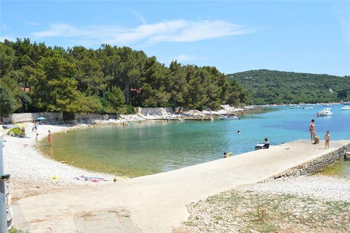 Casa Verde 130 meters from the beach - Veli Lošinj - House