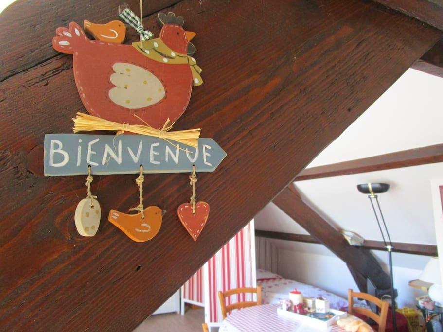 WELCOME/ BIENVENUE