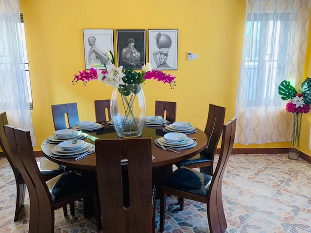 ☆Groups/Families ☆Accra Oasis☆ 3 bed ☆ East Legon