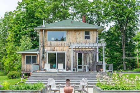 Modern Farmhouse in Picturesque Catskills