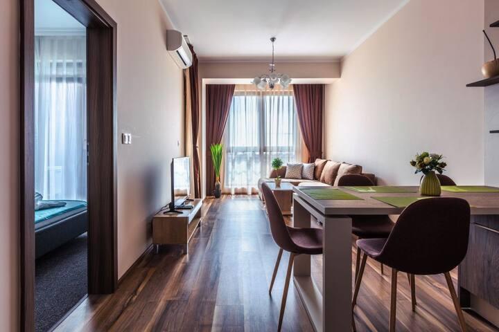 Burgas Residence Cote D'azur 1001