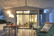 Sassine Loft -  Rooftop Terrace