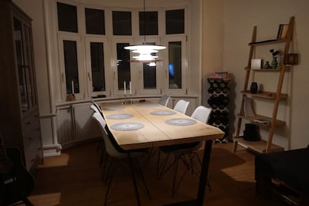 Cheap room in Aalborg - Appartement