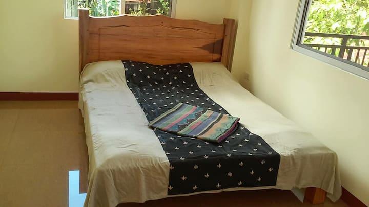 BEDROOM BY THE BALCONY- located near KALIBO, AKLAN