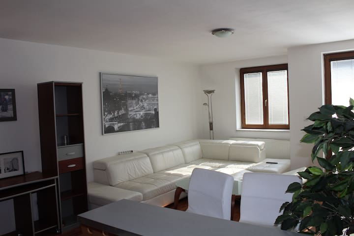 Nice apartment in Old Town, 200m from Brat. castle