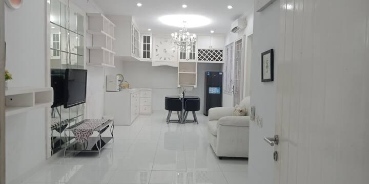 Cozy house near @ICE BSD, AEON,  Prasmul, BSD