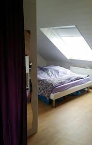 Gemütliches ruhiges Zimmer + Balkon - Neuwied - Wohnung