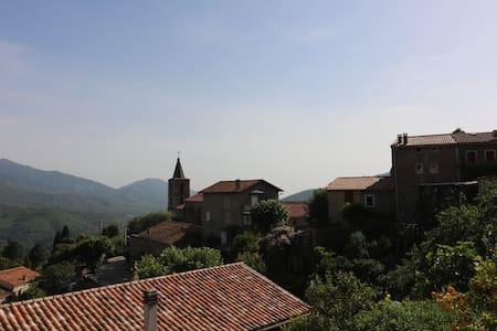 Village VERO près Ajaccio Authenticité Calme Vue - Vero - Ház
