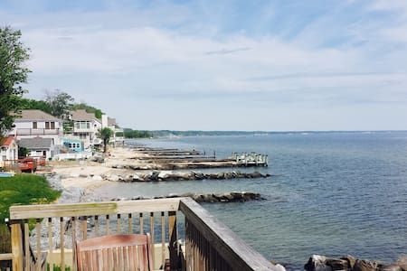 Perfect Bay and Beach Getaway one hour from DC!!! - Saint Leonard