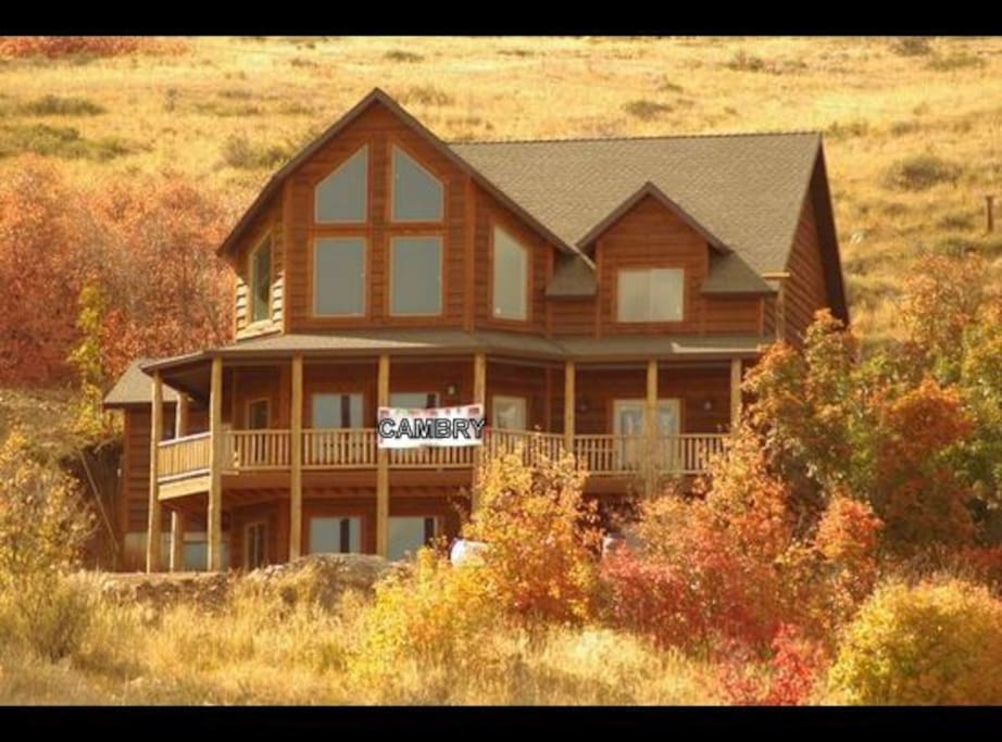 The Cambry Cabin Houses For Rent In Garden City Utah United States